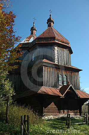 Rural country church