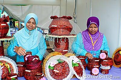 Rural Entrepreneur Carnival Putrajaya 2011 Editorial Photography