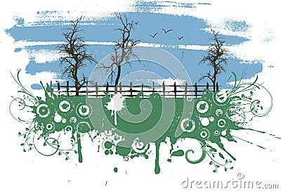 Rural grunge