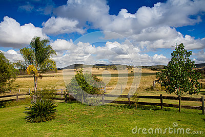Rural homestead