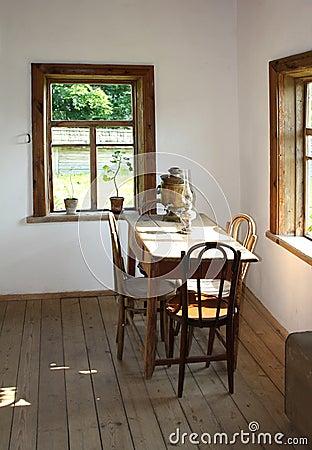 Rural interior