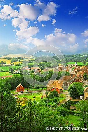 Free Rural Landscape Stock Photo - 2853920