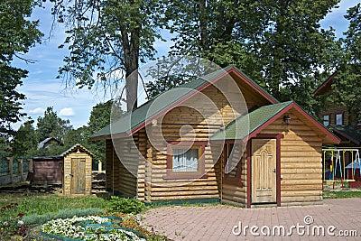 Rural lodge