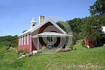 Rural One Room School