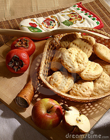 Rural pastry food