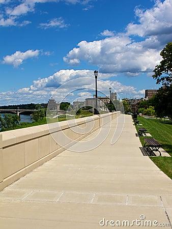 Rural Riverwalk