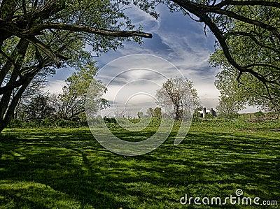 Rural shade