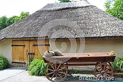 Rural shed