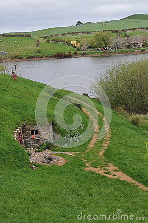 Free Rural Stone House Stock Photography - 61887342
