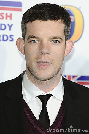 Russel Tovey Editorial Photo
