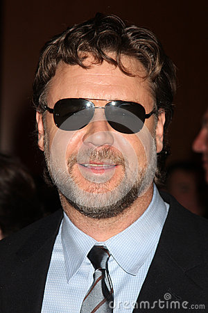 Russell Crowe Editorial Stock Image