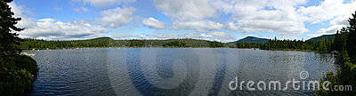 Russell Pond Panorama