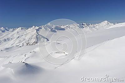 Russia. Caucasus. Elbrus ski resort