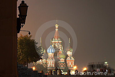 Russia: Kremlin and Red Square