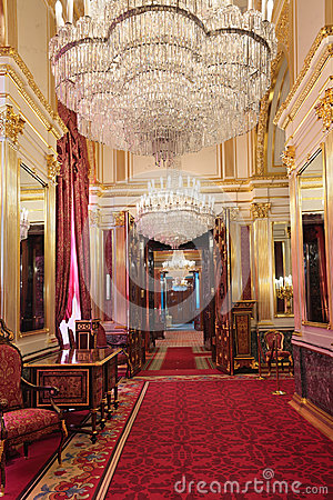 The luxurious Royal Suite