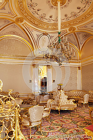 The Royal accommodations