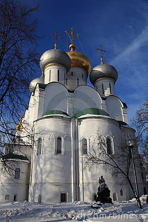 Russia. Moscow. Novodevichiy monastery
