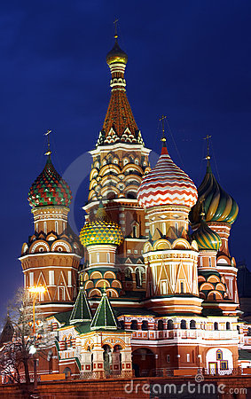 Free Russia Moscow The Red Area Royalty Free Stock Photos - 694318