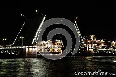 Russia: Saint Petersburg by Night