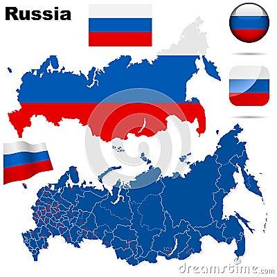 Russia set.