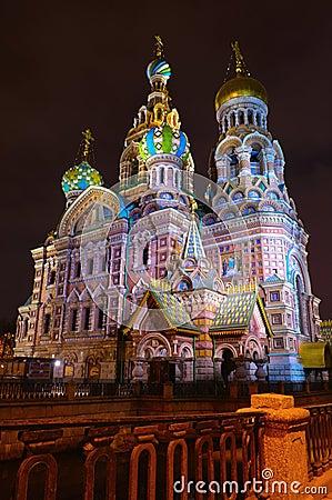 Free Russia, St. Petersburg, Orthodox Church Stock Photo - 13762540