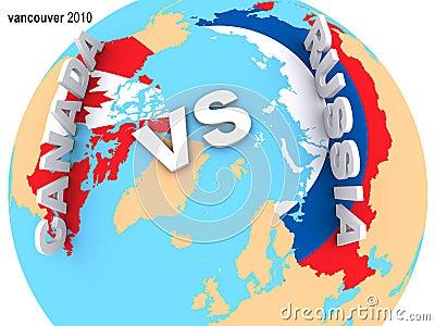 Russia vs Canada