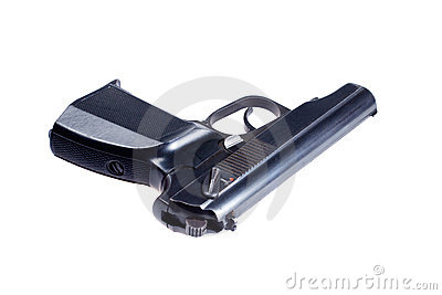 Russian 4.5mm pneumatic  handgun