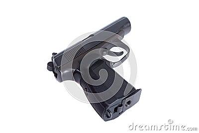 Russian 4.5mm pneumatic  handgun
