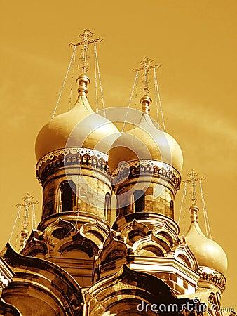Free Russian Church Stock Photo - 26850