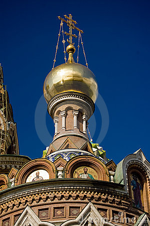 Russian Church Cupola