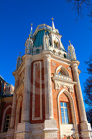 Russian classicism architecture