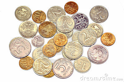 The Russian coins