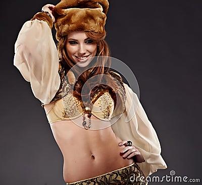 Russian dancing queen