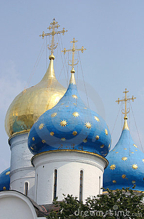 Russian domes