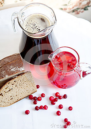 Russian drinks