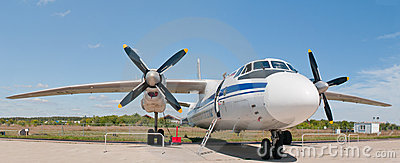 Russian Fighter AN-26