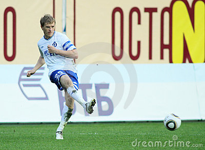 Russian Football Premier League Editorial Photography