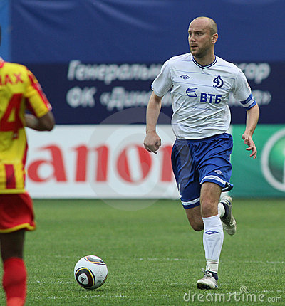 Russian Football Premier League Editorial Image
