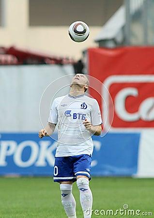 Russian Football Premier League Editorial Photo