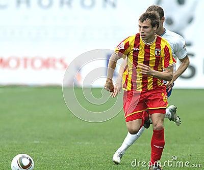 Russian Football Premier League Editorial Photography