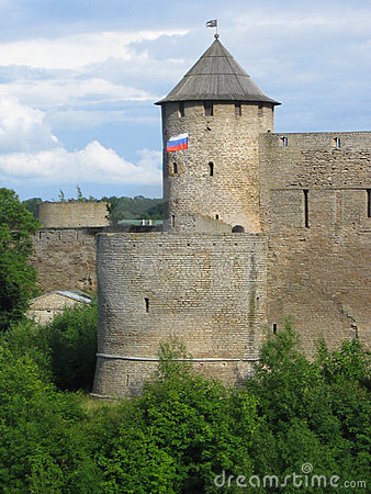Russian fortress