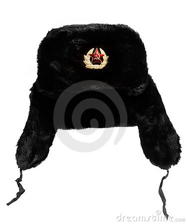 Free Russian Fur Hat Stock Photo - 11132610