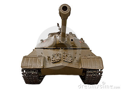 Russian heavy tank