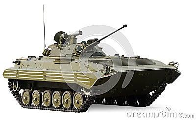 Russian infantry light tank