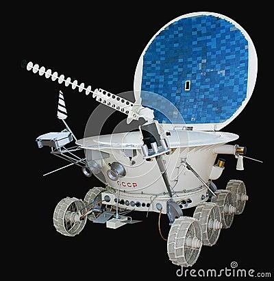 Russian lunar vehicle
