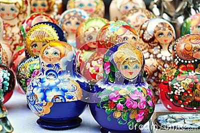 Russian matrioshka