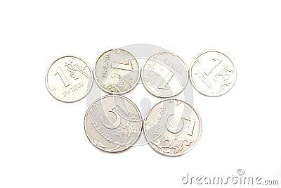 Russian metallic money