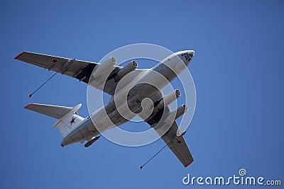 Russian military airplains, bombers,AWACS