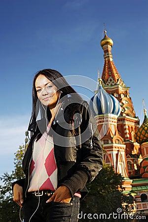 Russian model