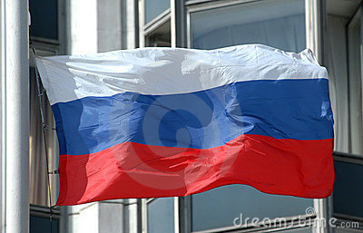 Russian National Flag